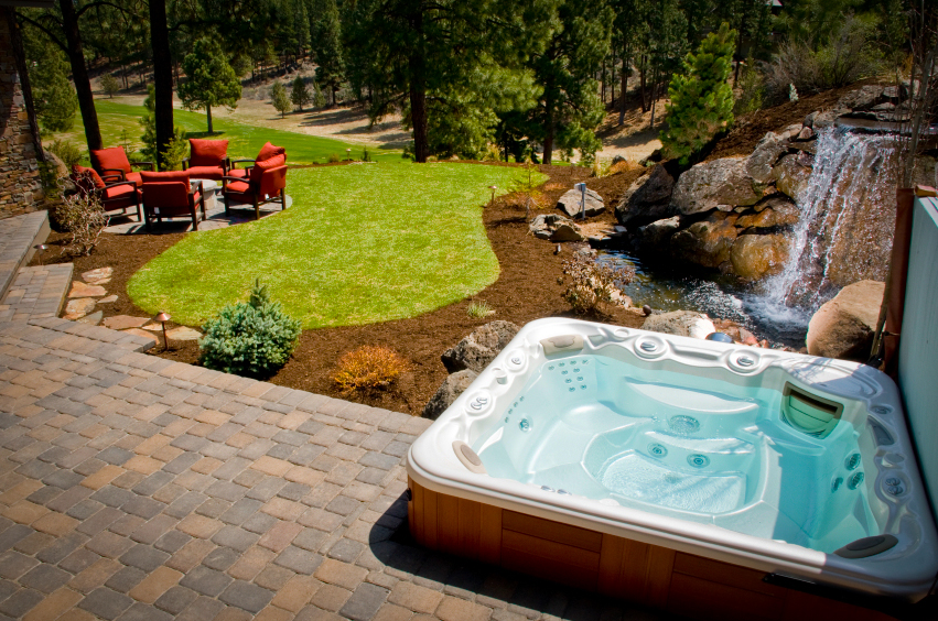 Electrical for hot tubs